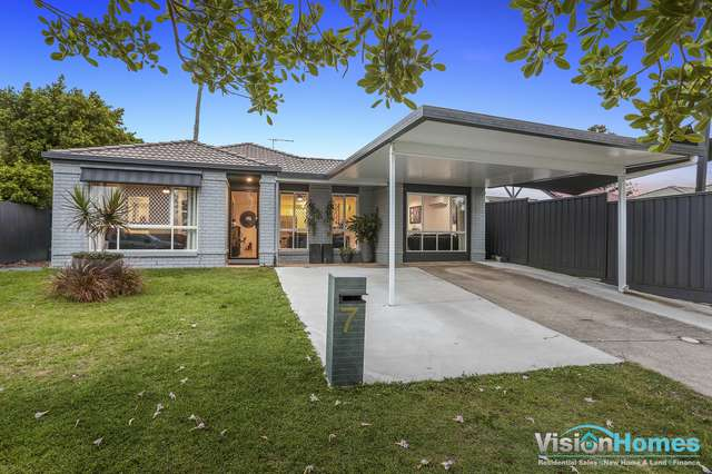 7 Callistemon Place, Wynnum West QLD 4178