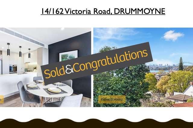 14/162-166 Victoria Road, Drummoyne NSW 2047