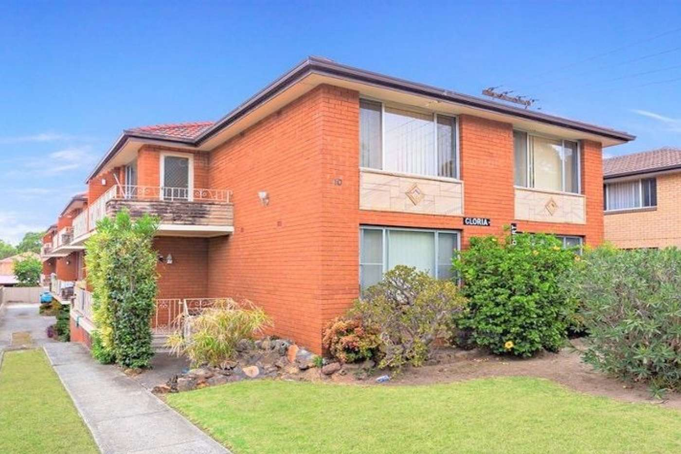 Main view of Homely unit listing, 10/10 Hampstead Road, Homebush West NSW 2140