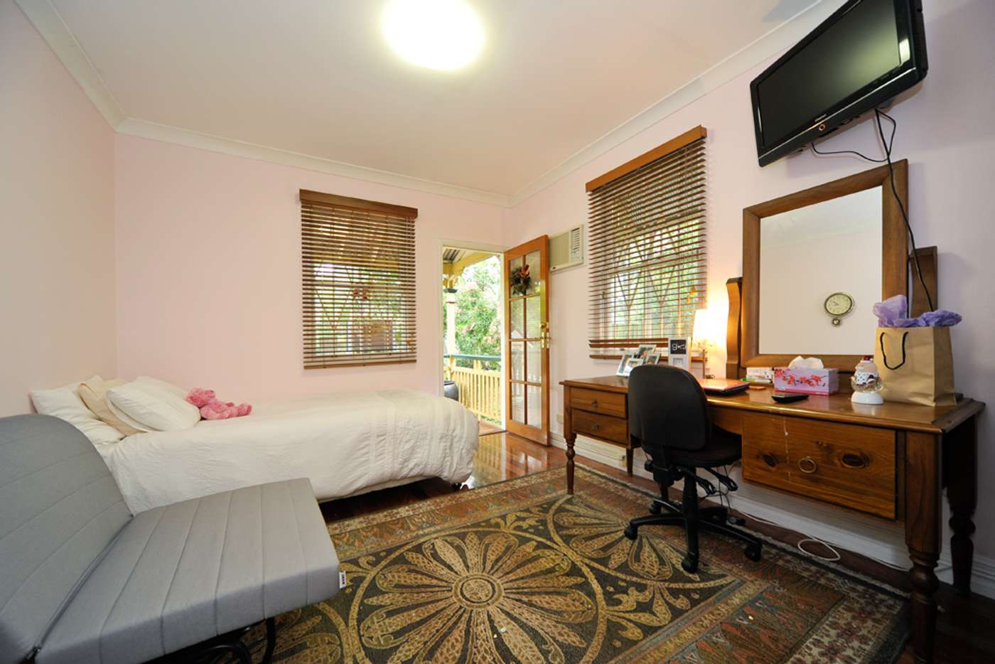 Main view of Homely studio listing, 8 Challinor, Auchenflower QLD 4066