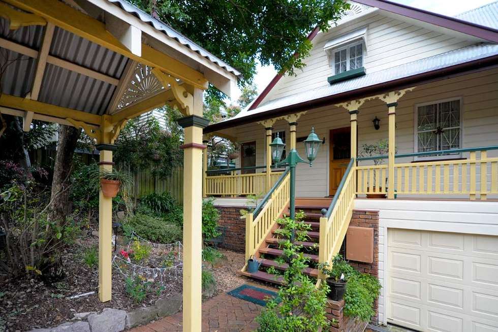 Fifth view of Homely studio listing, 8 Challinor, Auchenflower QLD 4066