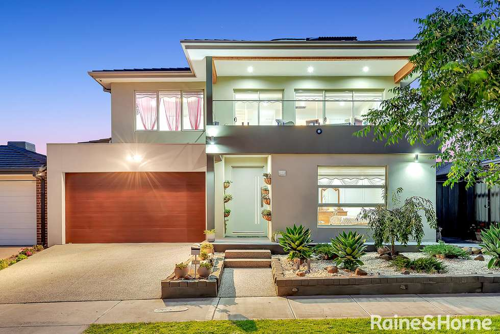 Second view of Homely house listing, 12 Brentwick Drive, Craigieburn VIC 3064