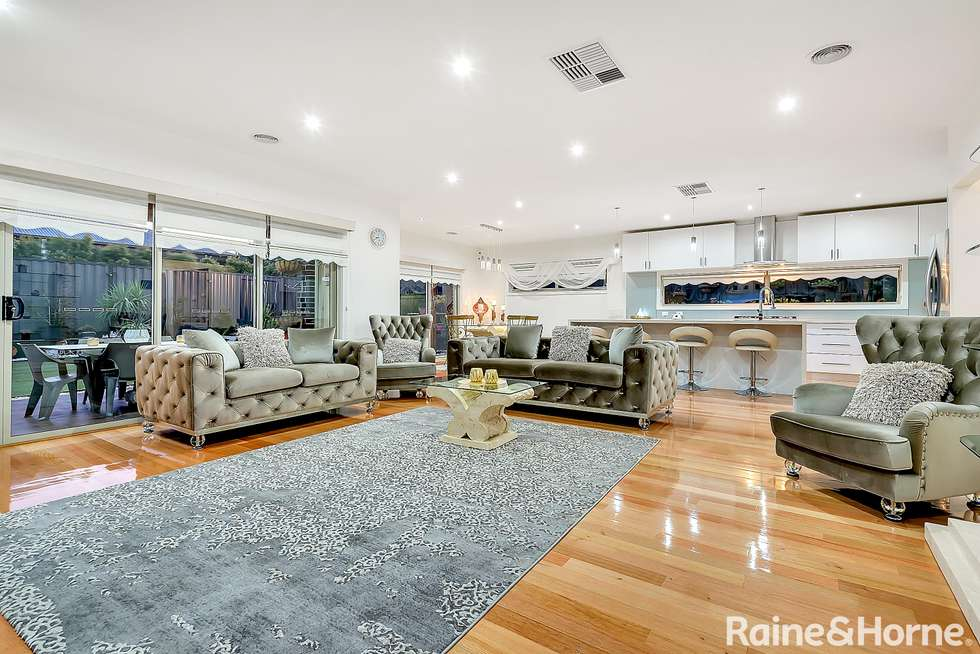Third view of Homely house listing, 12 Brentwick Drive, Craigieburn VIC 3064