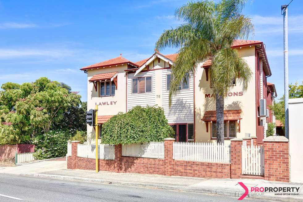 Second view of Homely apartment listing, 4/76 Guildford Road, Mount Lawley WA 6050