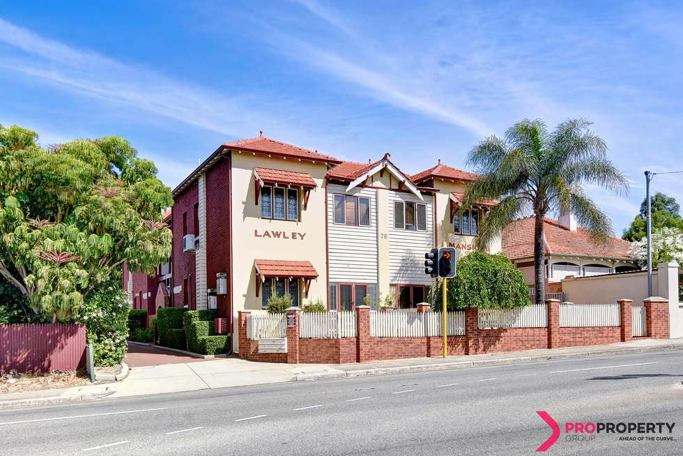 Third view of Homely apartment listing, 4/76 Guildford Road, Mount Lawley WA 6050