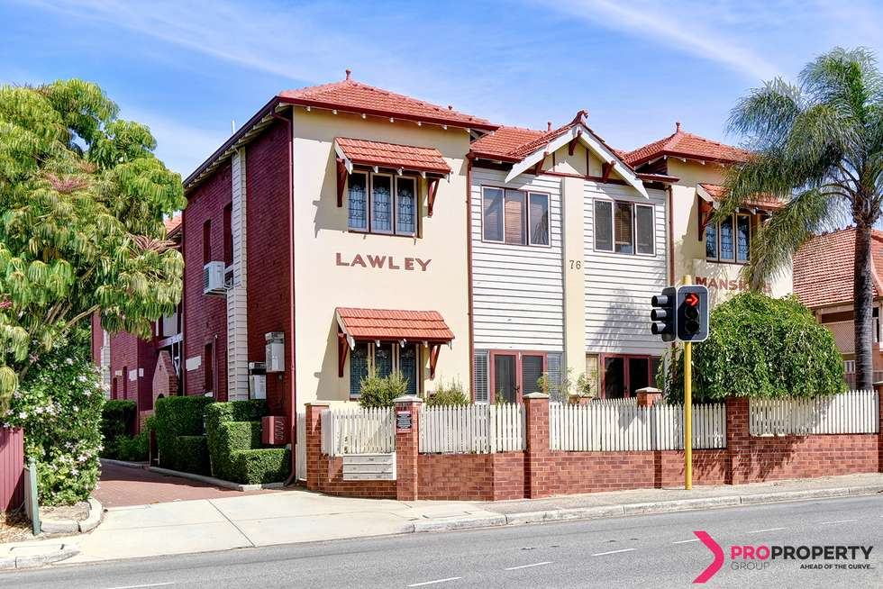 Fourth view of Homely apartment listing, 4/76 Guildford Road, Mount Lawley WA 6050