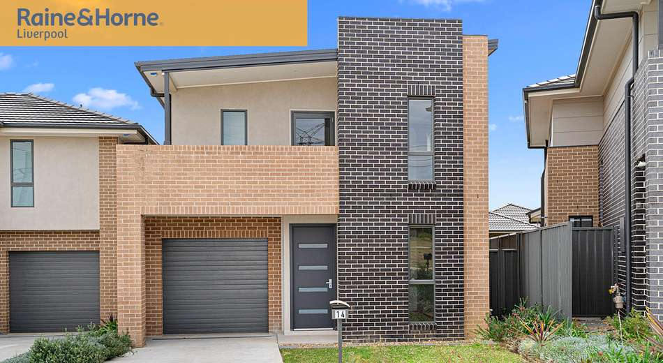 14 Rosemary Close, Gregory Hills NSW 2557