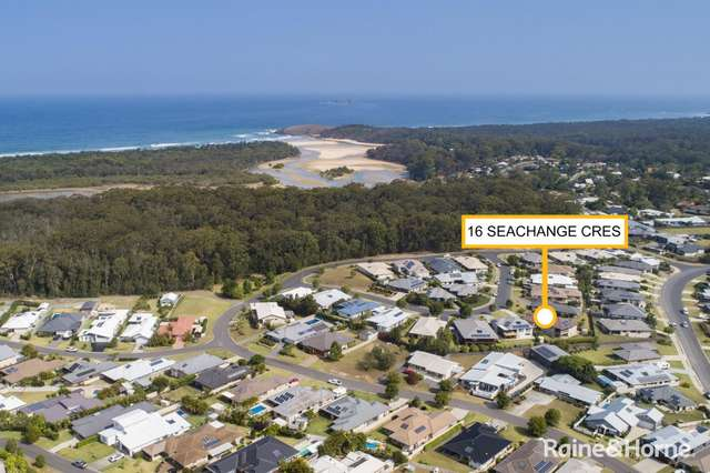 16 Seachange Crescent, Moonee Beach NSW 2450
