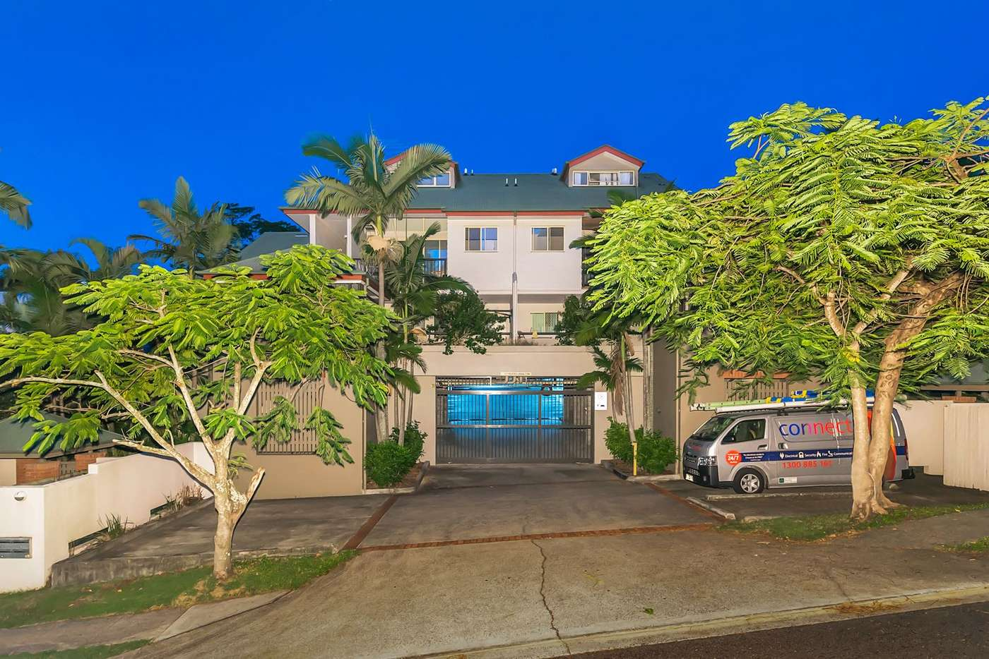 Main view of Homely unit listing, 7-9 Franklin Street, Kelvin Grove QLD 4059