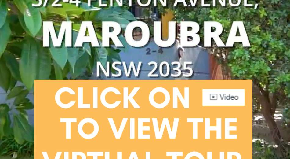 3/2-4 Fenton Avenue, Maroubra NSW 2035