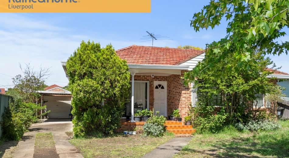 43 Mayberry Crescent, Liverpool NSW 2170