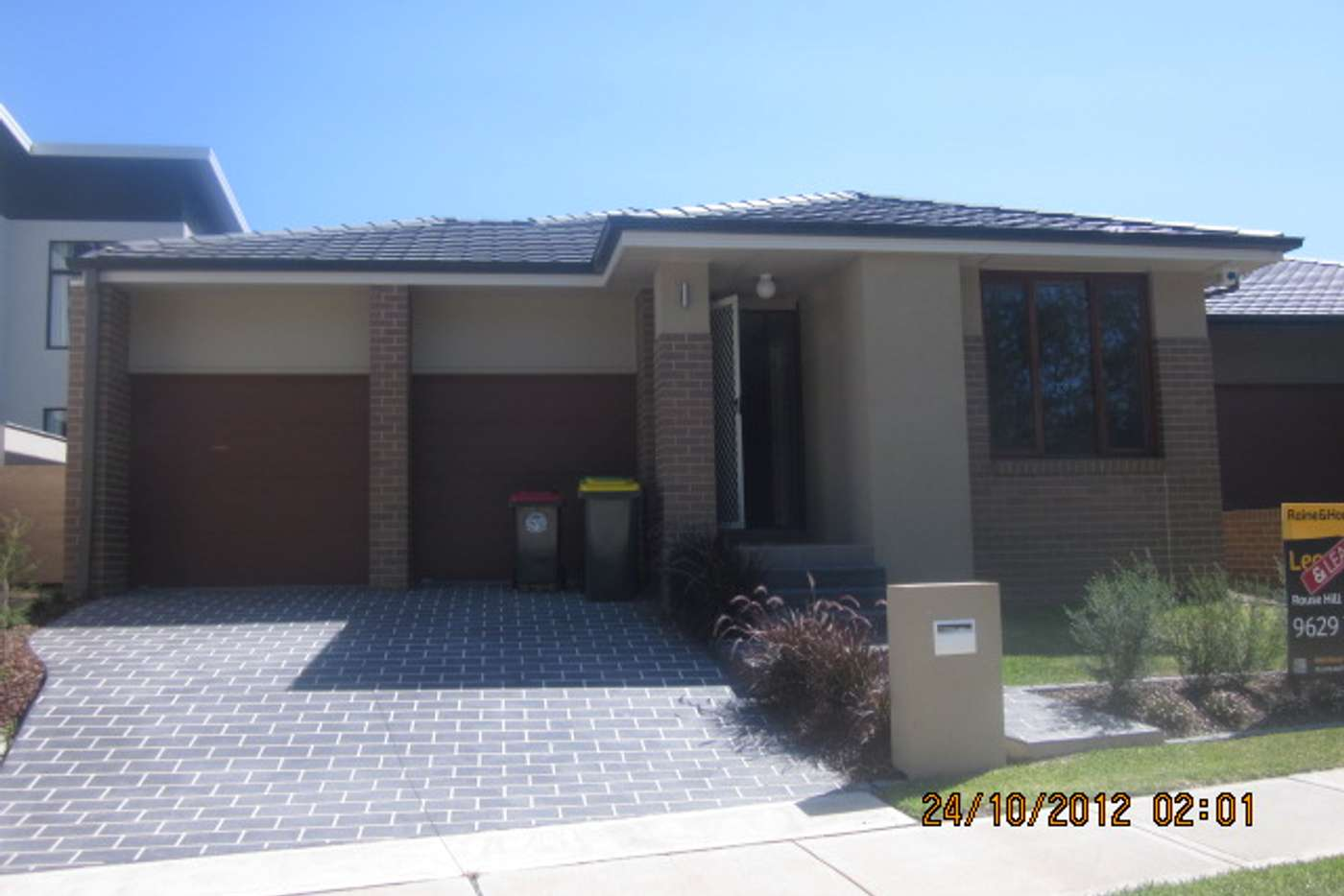 Main view of Homely house listing, 22 Darrabarra Way, Rouse Hill NSW 2155