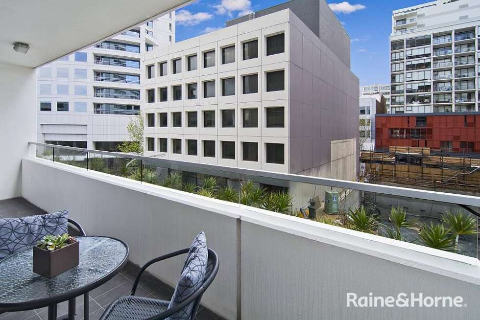 Second view of Homely apartment listing, W205/599 Pacific Highway, St Leonards NSW 2065