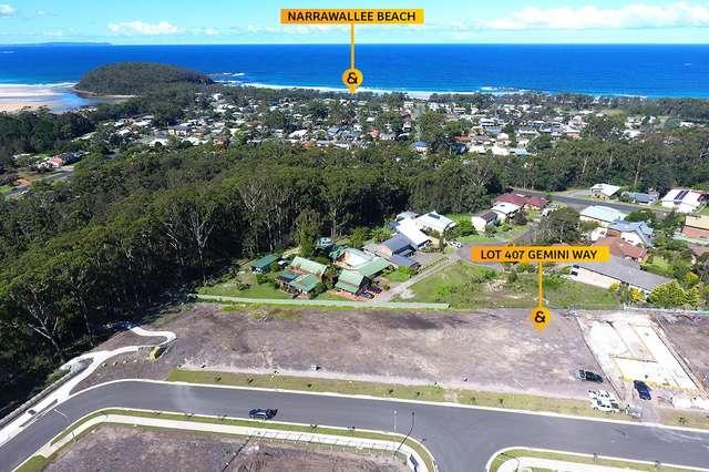 86 (Lot 407) Gemini Way, Narrawallee NSW 2539