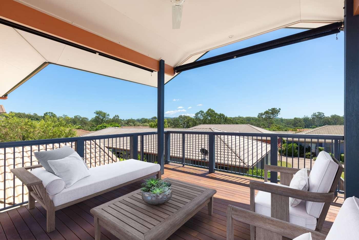 Main view of Homely villa listing, 14/119 Sugarwood Street, Moggill QLD 4070