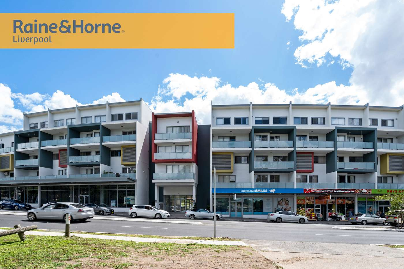 Main view of Homely apartment listing, 50/51 Bonnyrigg Avenue, Bonnyrigg NSW 2177