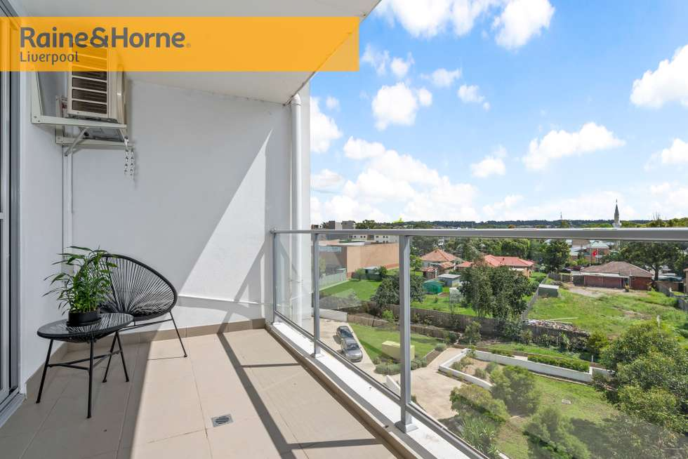 Second view of Homely apartment listing, 50/51 Bonnyrigg Avenue, Bonnyrigg NSW 2177