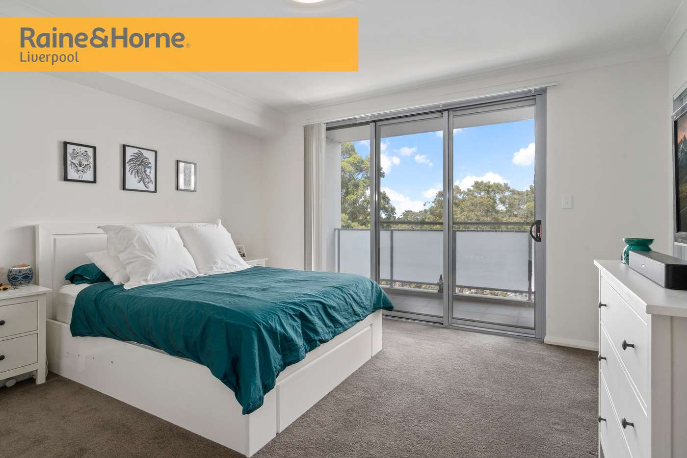 Fifth view of Homely apartment listing, 50/51 Bonnyrigg Avenue, Bonnyrigg NSW 2177