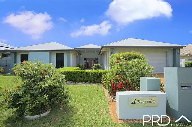 4 Tranquility Place, Bargara QLD 4670