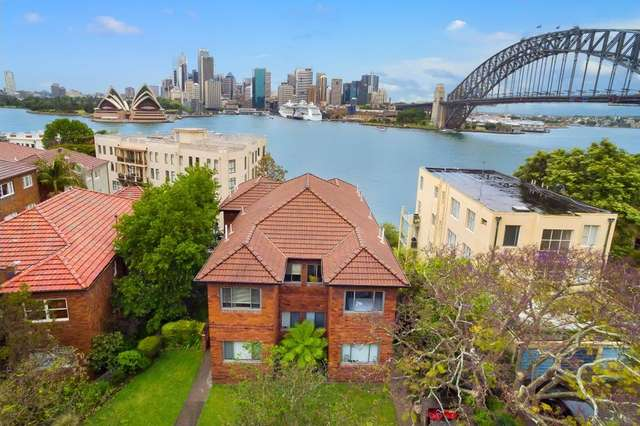8/75 Kirribilli Avenue, Kirribilli NSW 2061