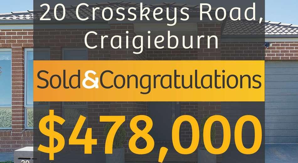 20 Crosskeys Road