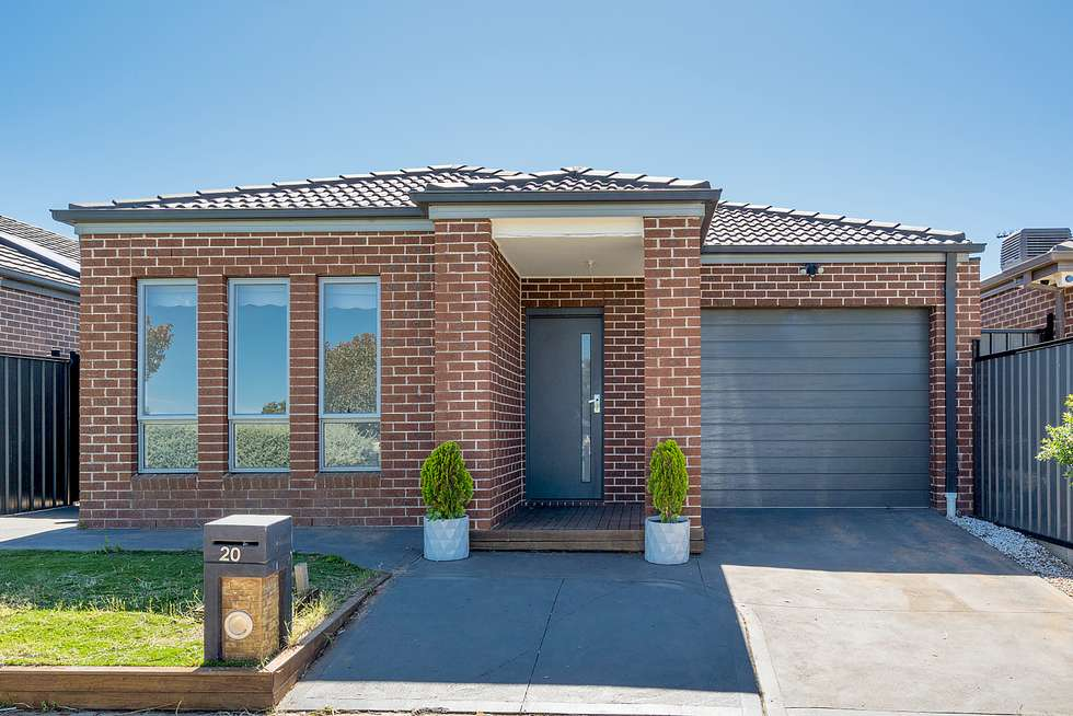 Second view of Homely house listing, 20 Crosskeys Road, Craigieburn VIC 3064