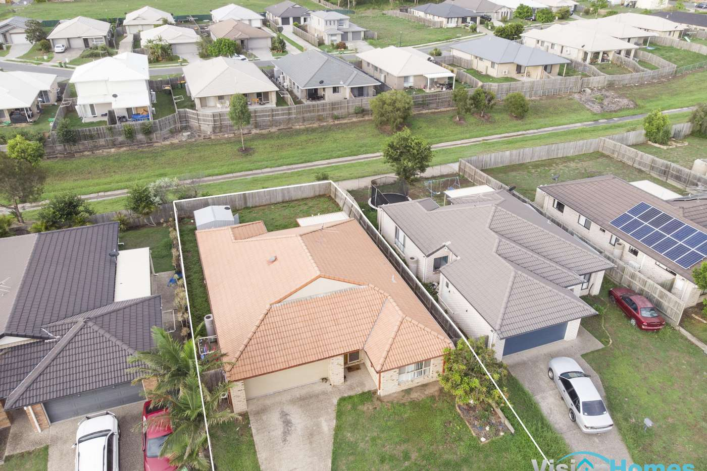 Main view of Homely house listing, 26 Pencarrow Crescent, Raceview QLD 4305