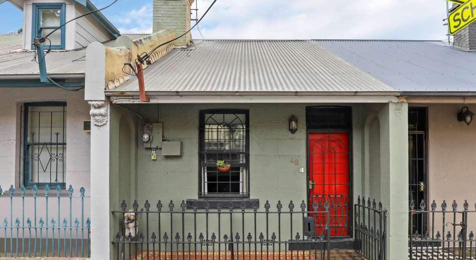 48 Swanson Street, Erskineville NSW 2043