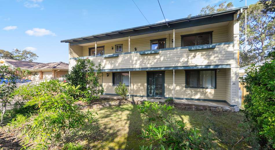 21 Macleans Point Road