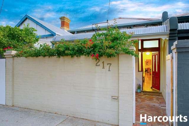 217 Brisbane Street, Perth WA 6000