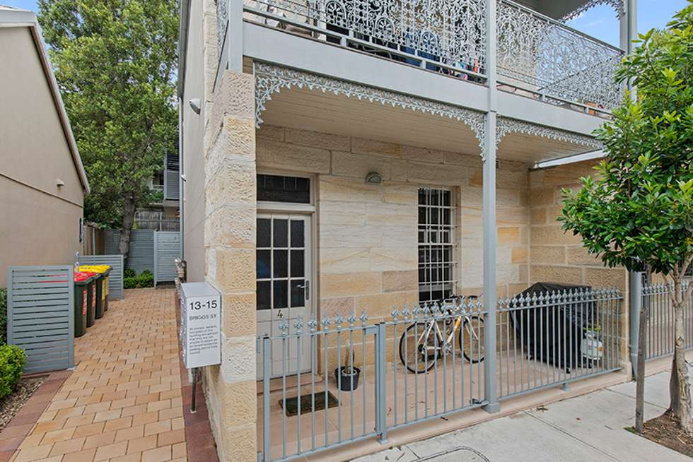 Second view of Homely unit listing, 3/13-15 Briggs Street, Camperdown NSW 2050
