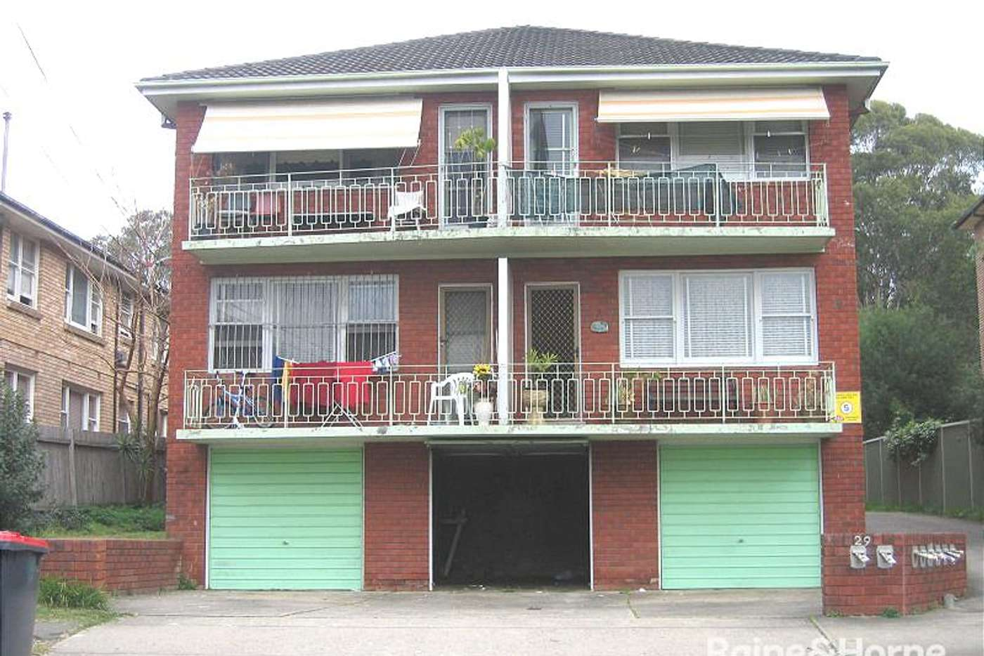 Main view of Homely unit listing, 5/29 Alice Street, Wiley Park NSW 2195