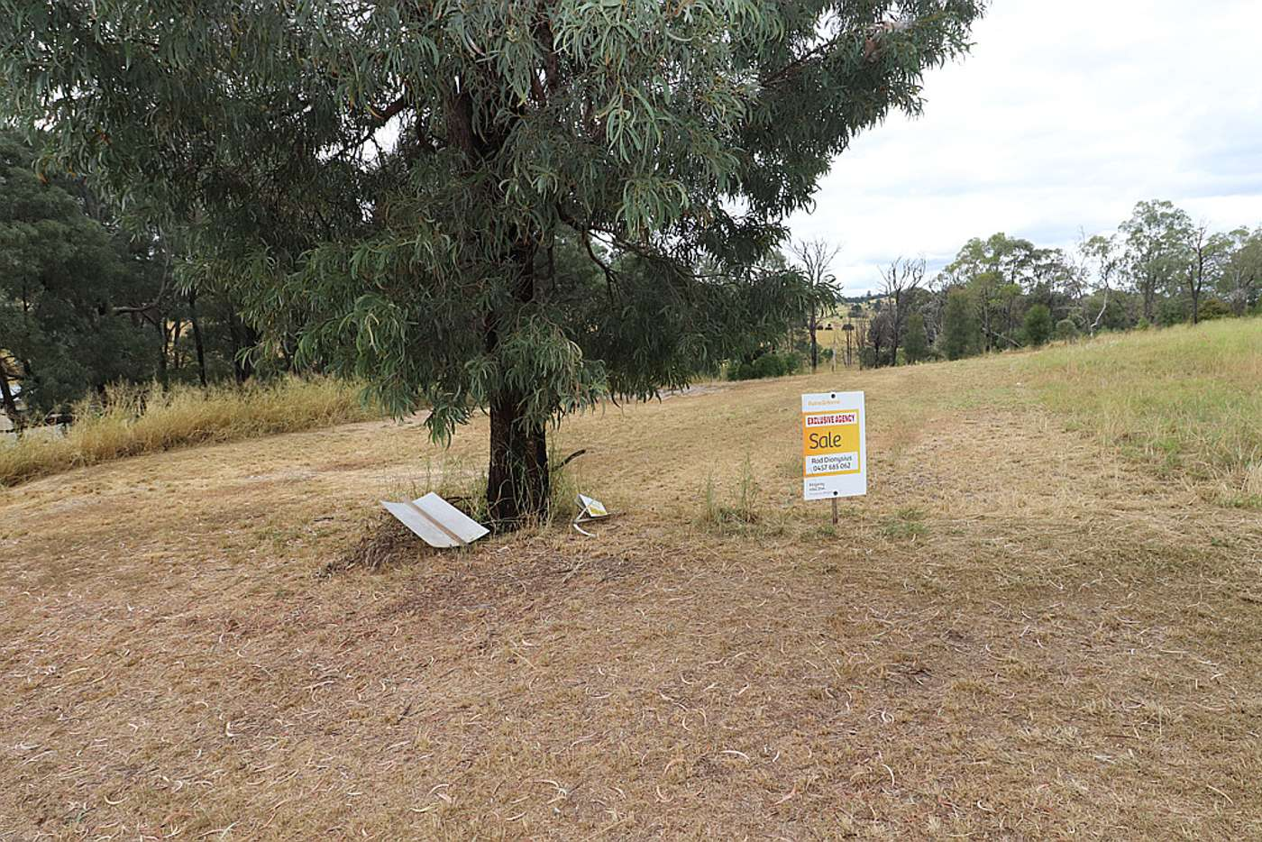 Main view of Homely residentialLand listing, 9 Jellicoe Street, Proston QLD 4613