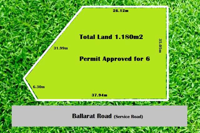 661 Ballarat Road, Ardeer VIC 3022