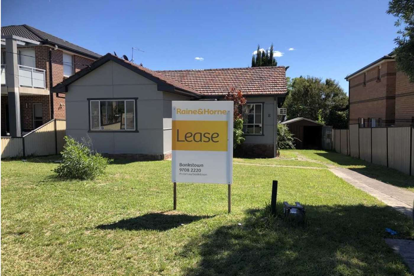 Main view of Homely house listing, 8 Hewitt St, Greenacre NSW 2190