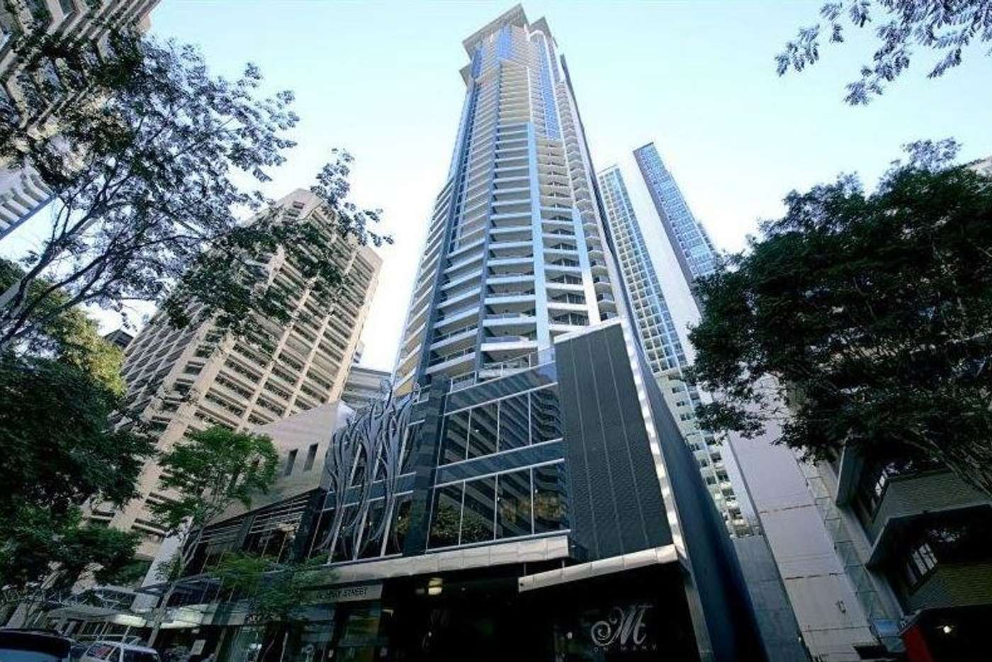 Main view of Homely unit listing, 2210/70 Mary Street, Brisbane City QLD 4000