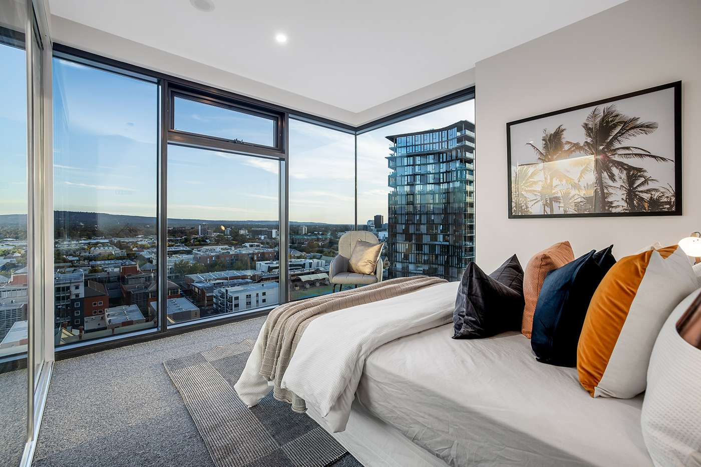 Main view of Homely apartment listing, 1301/297 Pirie Street, Adelaide SA 5000