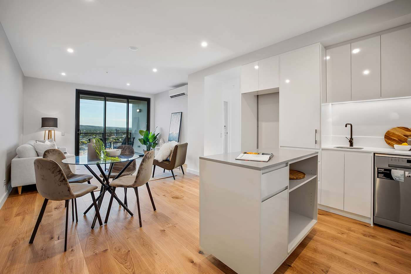 Sixth view of Homely apartment listing, 1301/297 Pirie Street, Adelaide SA 5000