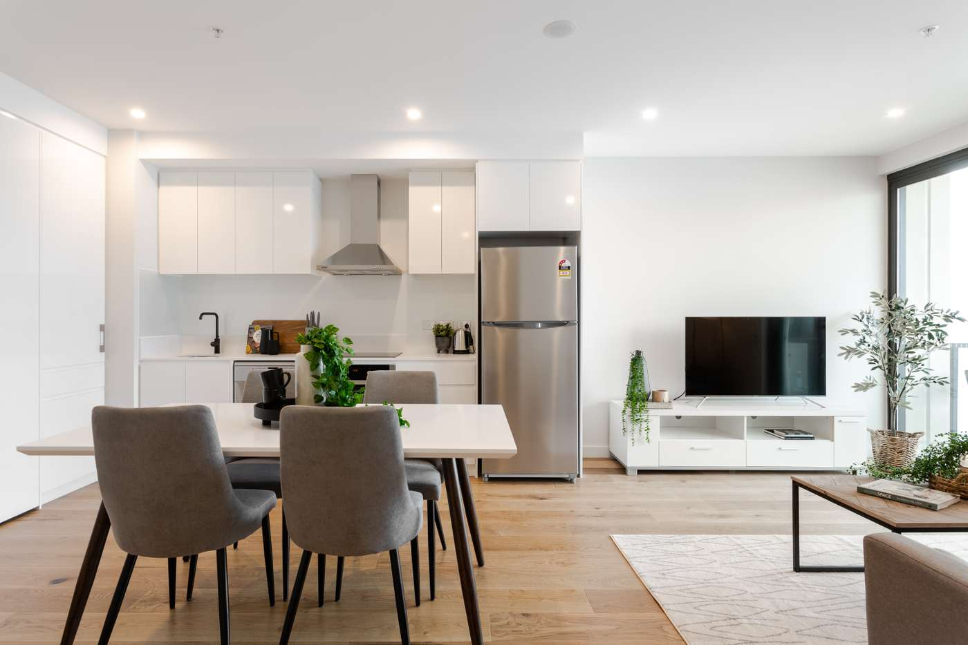 Main view of Homely apartment listing, 1402/297 Pirie Street, Adelaide SA 5000