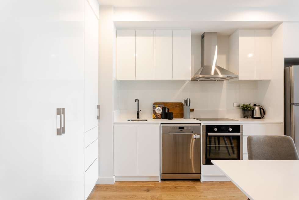 Second view of Homely apartment listing, 1402/297 Pirie Street, Adelaide SA 5000