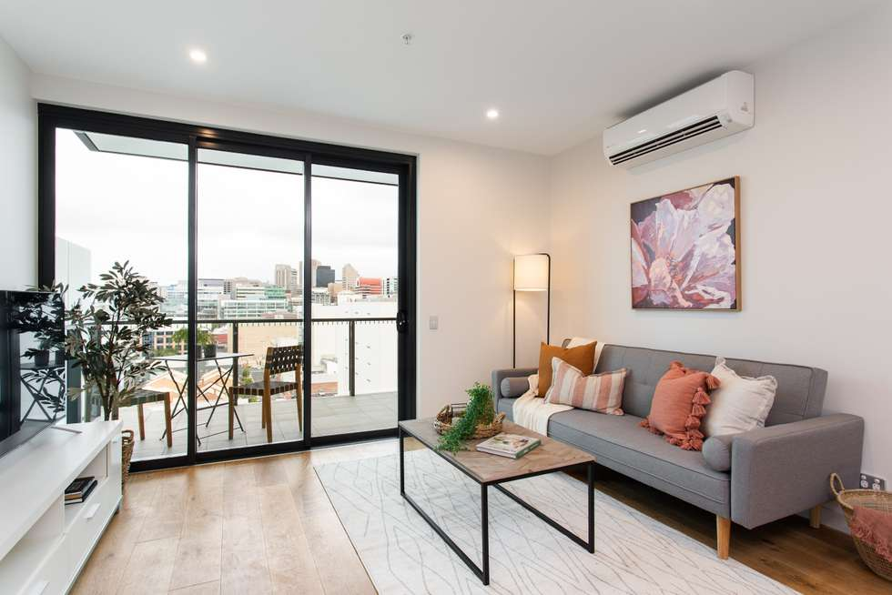 Third view of Homely apartment listing, 1402/297 Pirie Street, Adelaide SA 5000