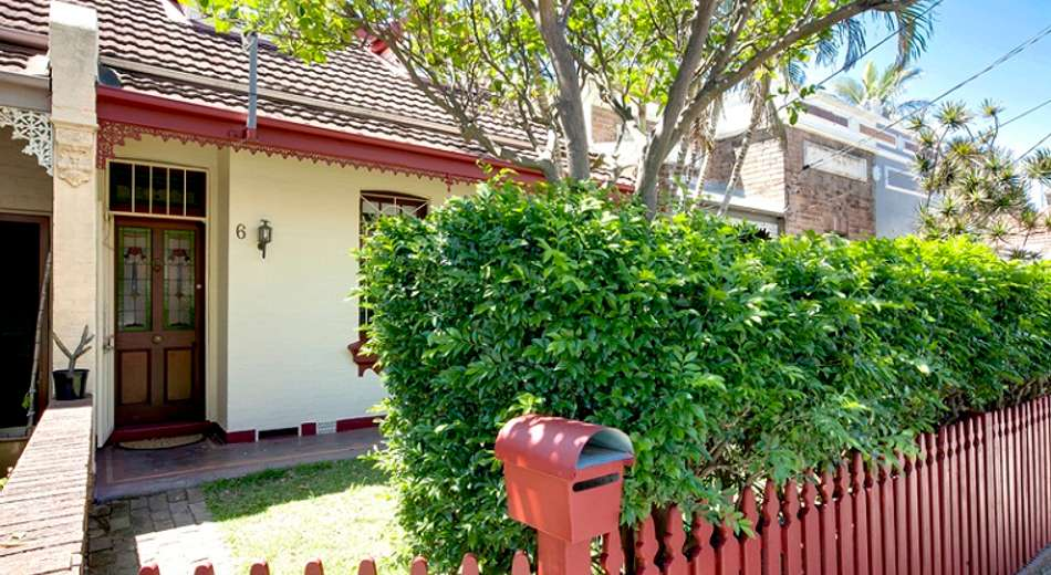6 Alice Avenue, Newtown NSW 2042
