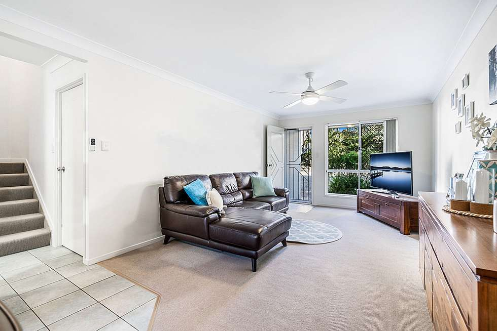Second view of Homely townhouse listing, 9/16 Hill Crescent, Carina Heights QLD 4152