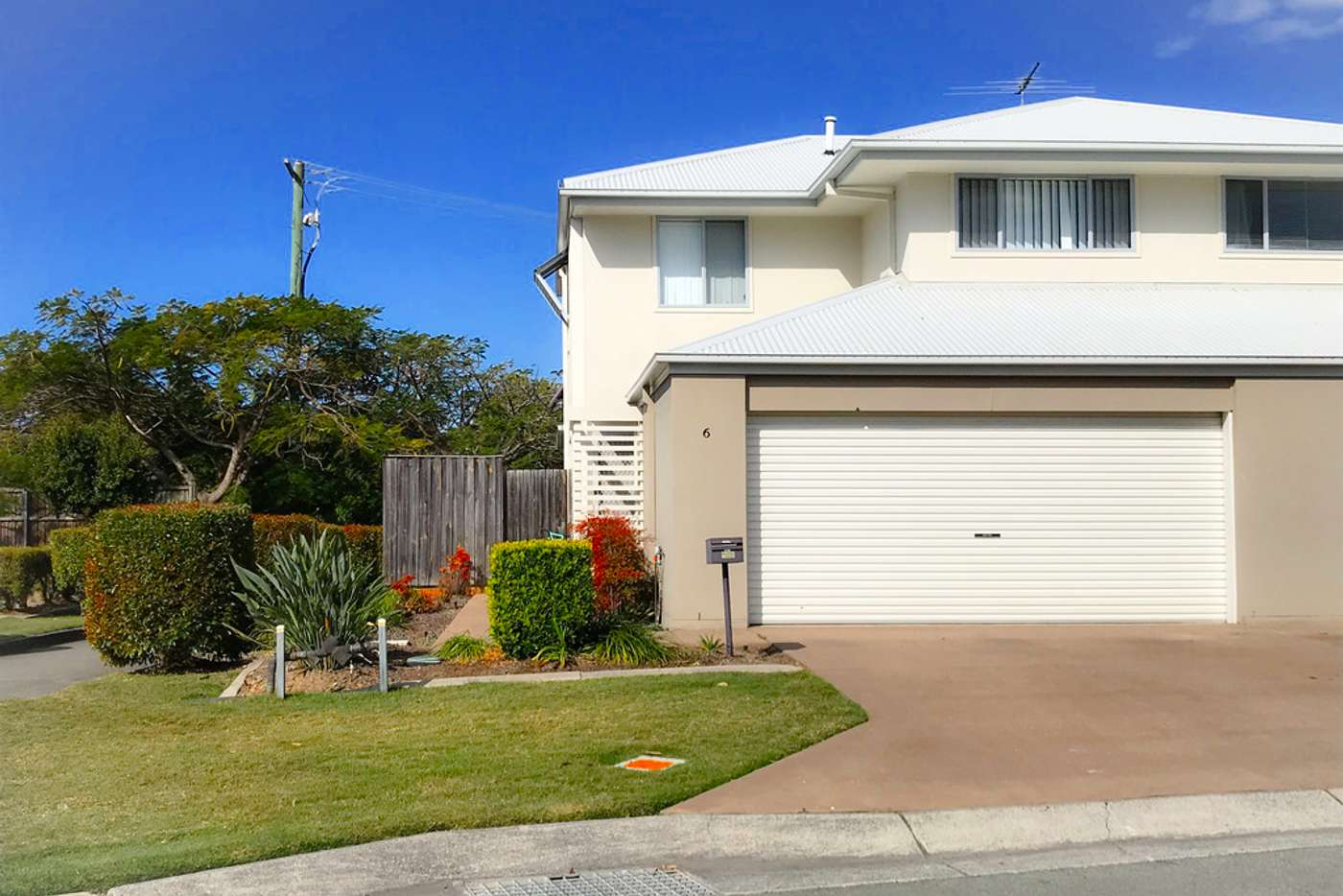 Main view of Homely townhouse listing, 6/110 Lexey Crescent, Wakerley QLD 4154