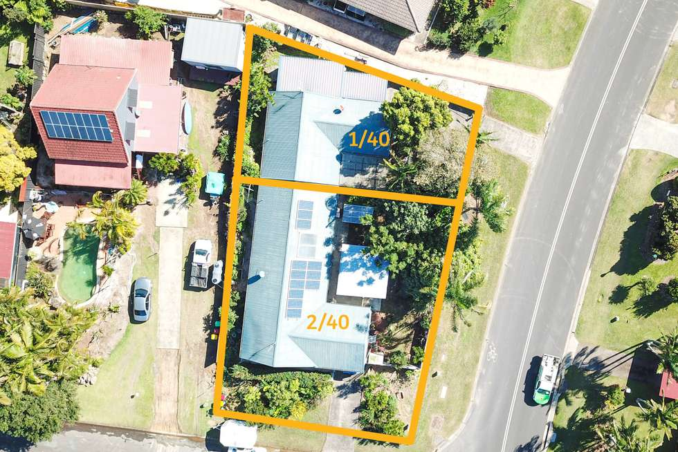 Second view of Homely house listing, 40 Wahlooga Way, Ocean Shores NSW 2483