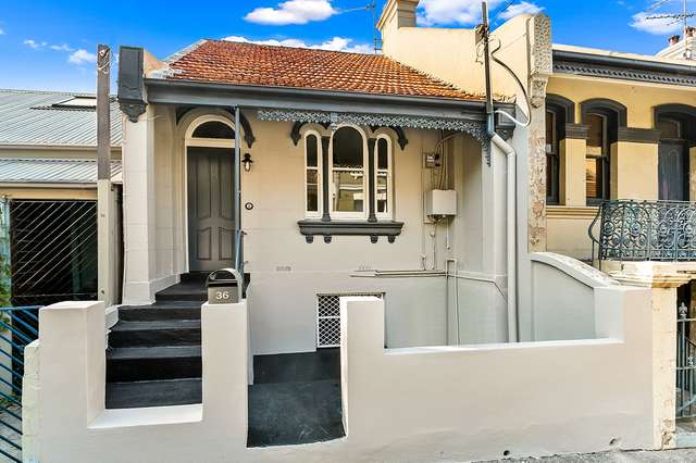36 Bucknell Street, Newtown NSW 2042