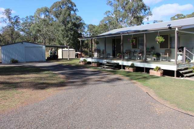 72 Old Rifle Range Road, Nanango QLD 4615