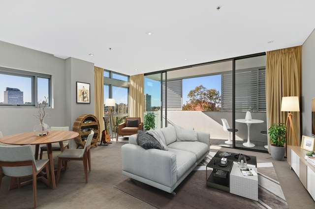806/55 Lavender Street, Milsons Point NSW 2061