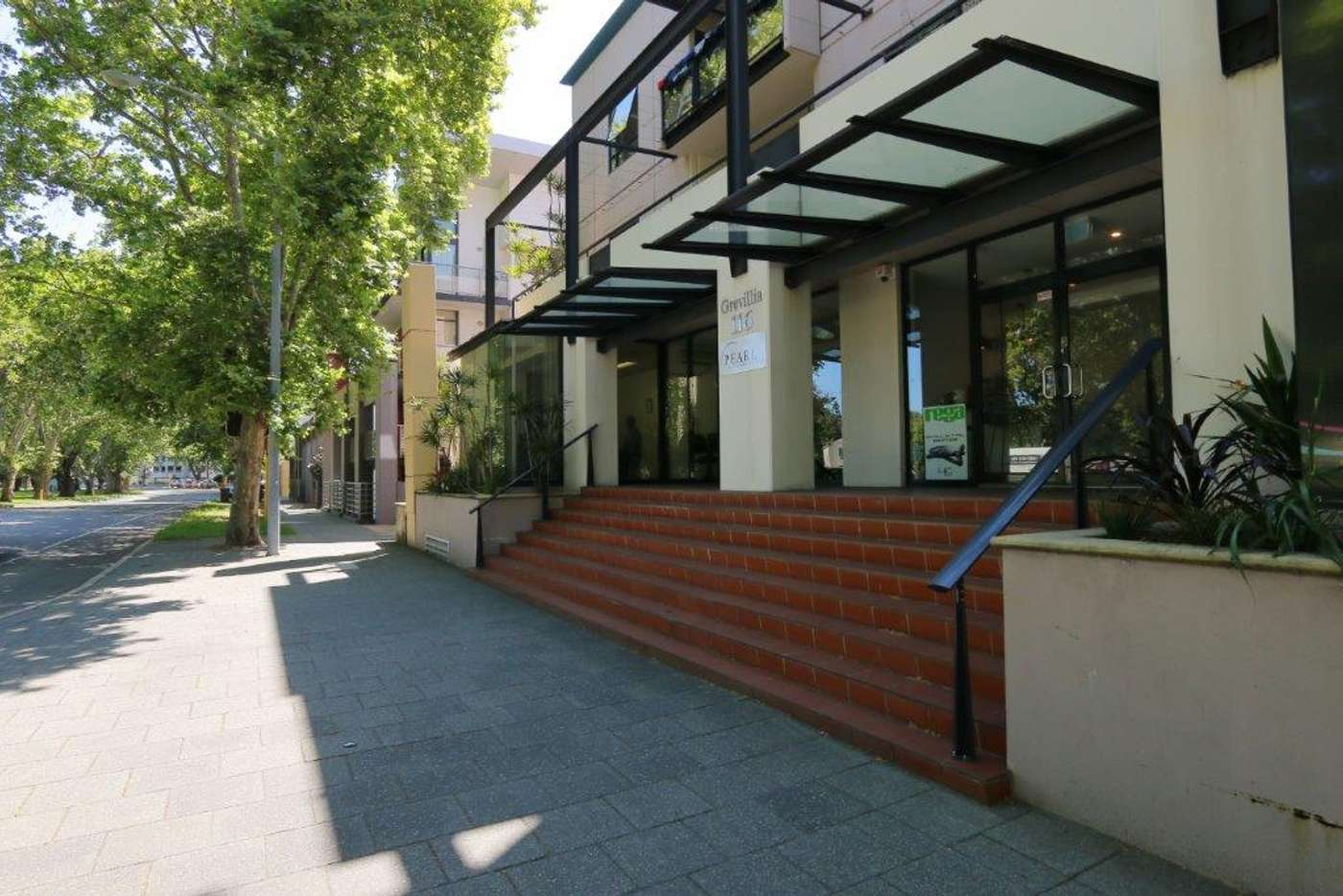 Main view of Homely apartment listing, 7/116 Mounts Bay Road, Perth WA 6000