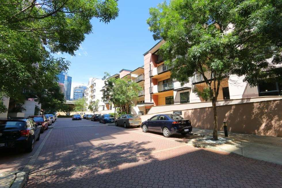 Third view of Homely apartment listing, 7/116 Mounts Bay Road, Perth WA 6000